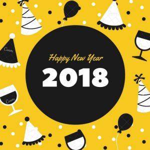 najbolje novogodišnje čestitke Najlepše novogodišnje čestitke za 2018. godinu | PORUKE I ČESTITKE najbolje novogodišnje čestitke